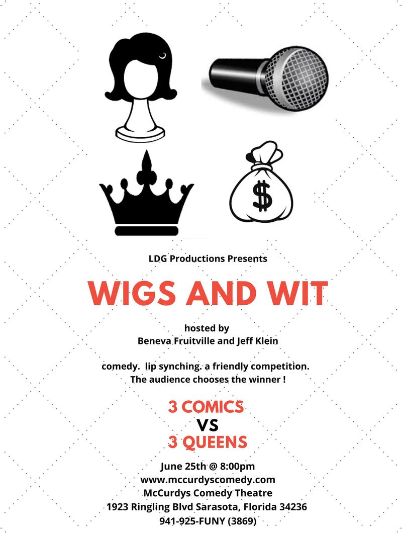 Wigs and Wit